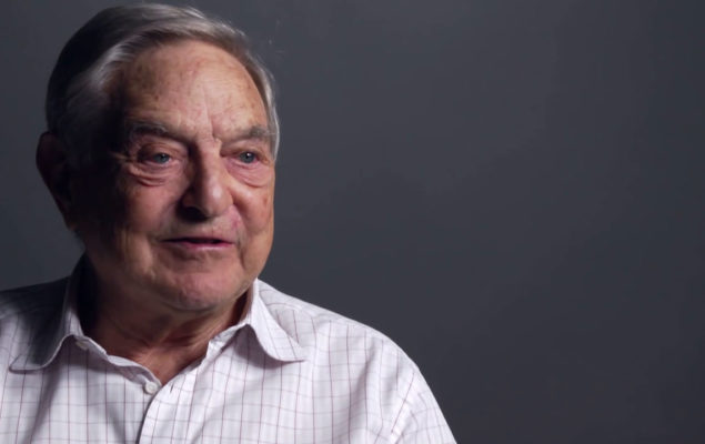 George Soros Weighs in On Trump, Putin and the European Union