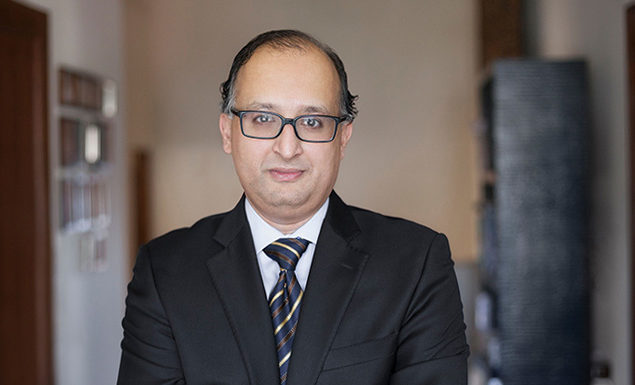 Sujit Choudhry is featured on interview.net
