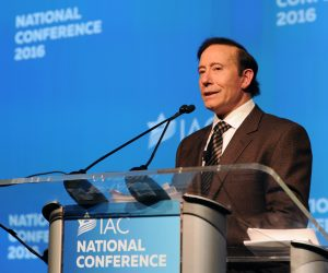 IAC Chairman Adam Milstein-at-Israeli-American-Council-National-Conference-1.-Credit-Peter-Halmagyi-1