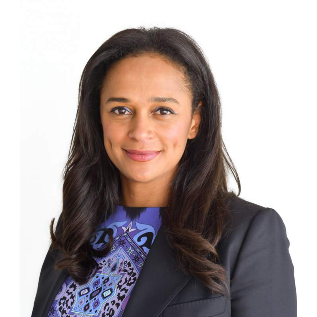 Isabel dos Santos Shares With Interview.net