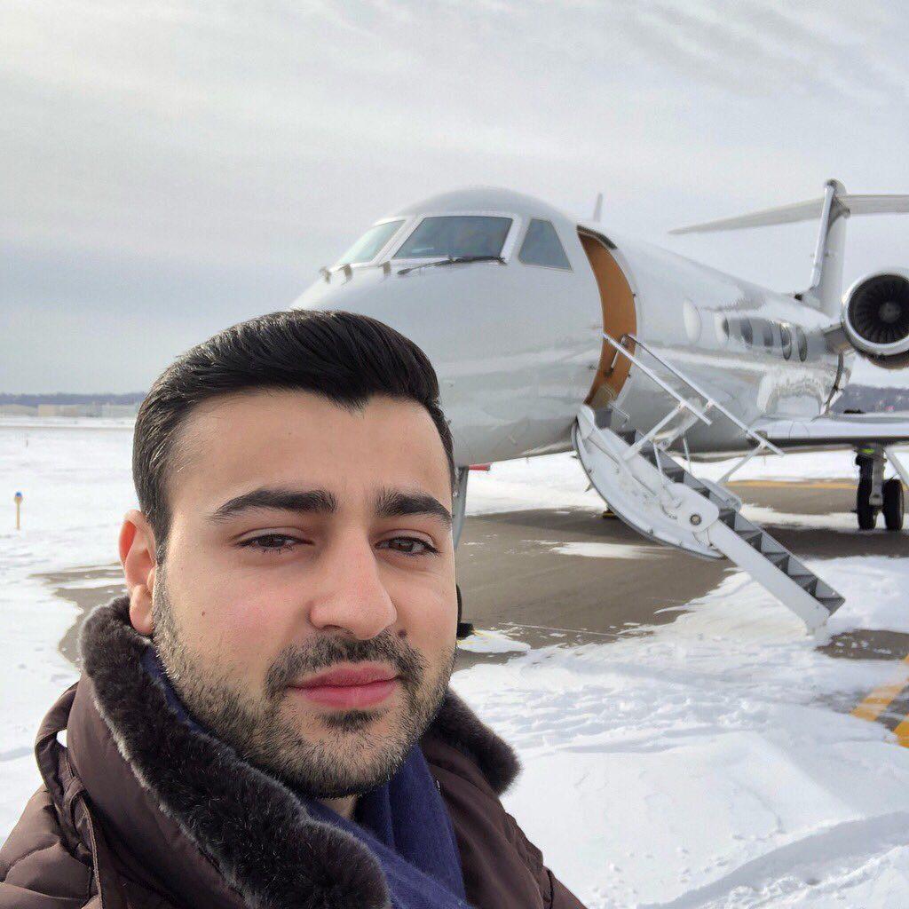 Sergey Plane